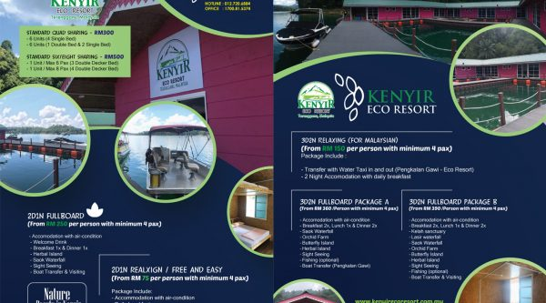 Kenyir Eco Resort Brochure
