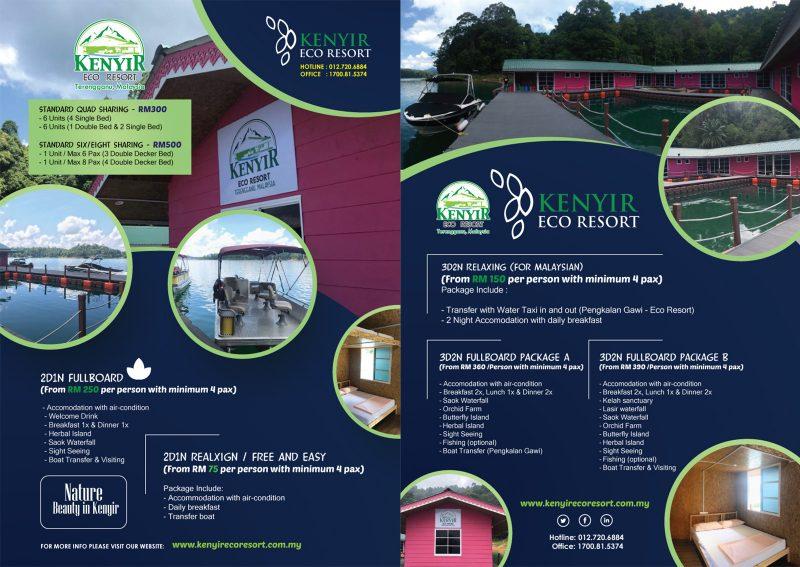 Kenyir Eco Resort Brochure