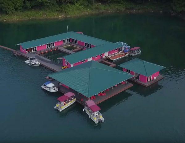 Kenyir Eco Resort Top