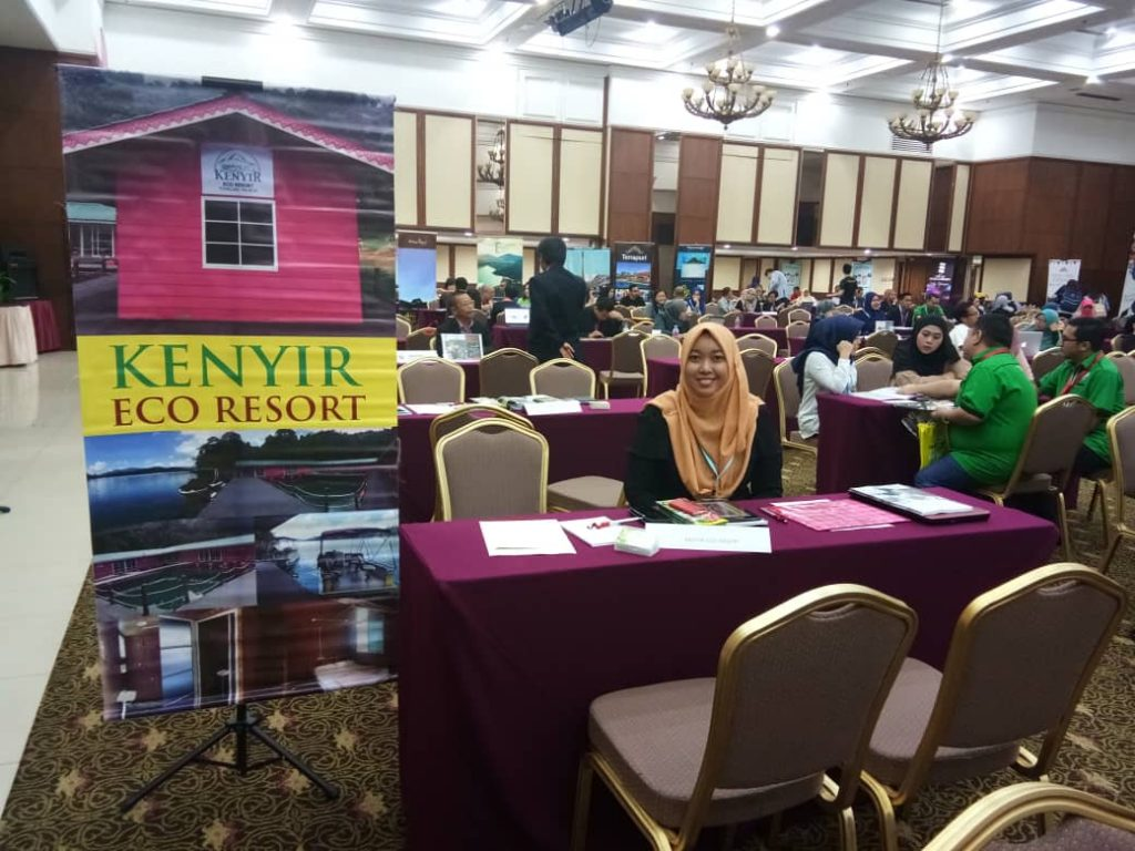 Showcasing Tourism Products Kenyir Eco Resort
