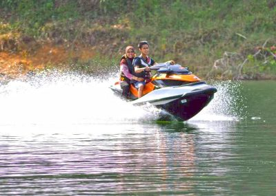 Jet-Ski-Kenyir-Eco-Resort